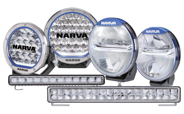 New Narva L.E.D Driving Light Range