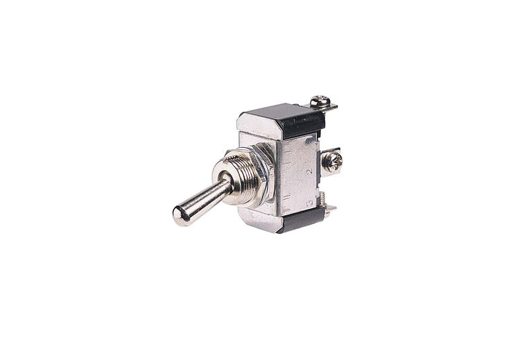 Narva On/Off/On Metal Toggle Switch