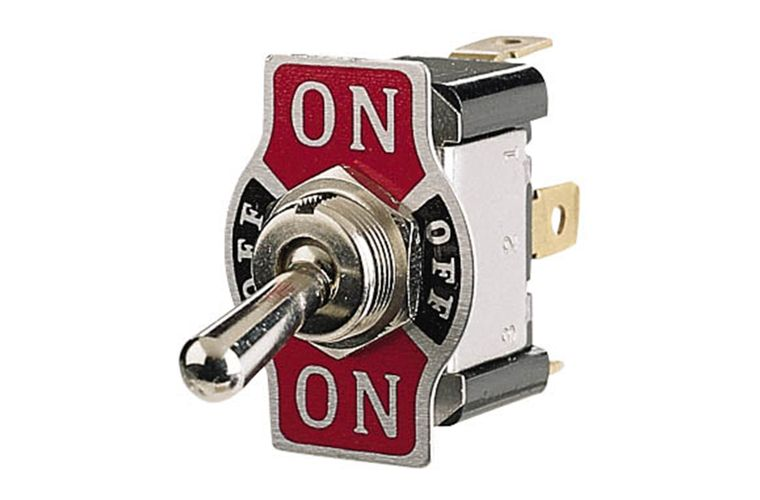 Narva On/Off/On Heavy-Duty Toggle Switch (Copy)