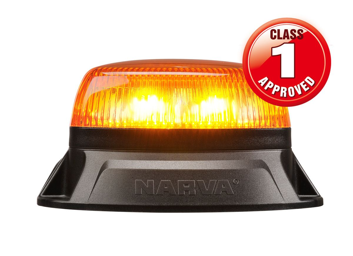 narva aerotech low strobe on with maximum visibility